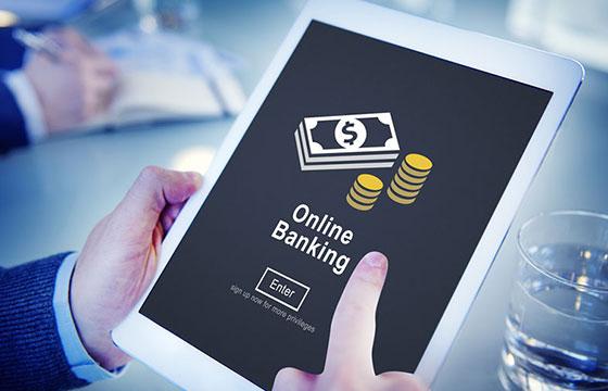 retail banking software application